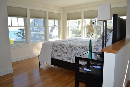 Mashpee / Popponesset Cape Cod vacation rental - Master bedroom, floor 2.