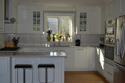 Mashpee / Popponesset Cape Cod vacation rental - Kitchen.