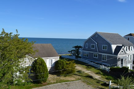 Mashpee / Popponesset Cape Cod vacation rental - View from third floor balcony.