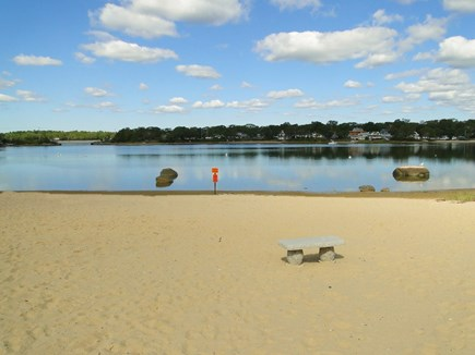 Bourne, Buzzards Bay Cape Cod vacation rental - Walk ¼ mile to neighborhood beach