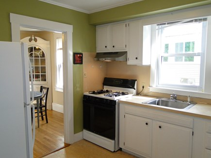 Bourne, Buzzards Bay Cape Cod vacation rental - Kitchen area