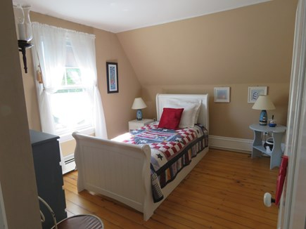 Eastham Cape Cod vacation rental - The kids room with twin trundle .One adult could sleep here too.