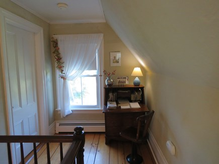 Eastham Cape Cod vacation rental - This hallway separates the bedrooms from the living room /kitchen