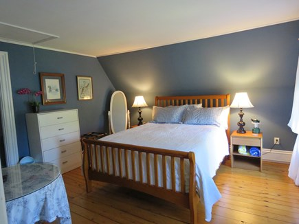 Eastham Cape Cod vacation rental - The master bedroom with queen sized bed