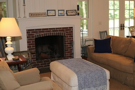 No. Falmouth Cape Cod vacation rental - Family Friendly Living Area