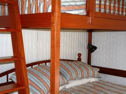 No. Falmouth Cape Cod vacation rental - Kid Friendly Bunkroom