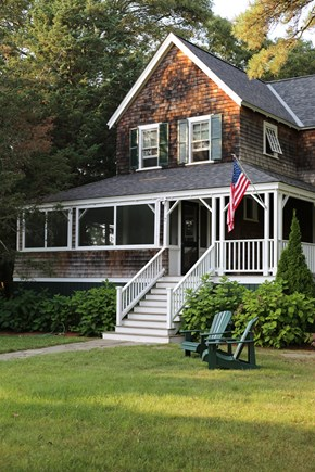 No. Falmouth Cape Cod vacation rental - Quaint Megansett Summer Home