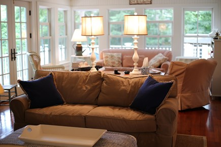 No. Falmouth Cape Cod vacation rental - Large Open Living Area