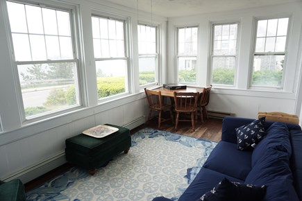 Falmouth Cape Cod vacation rental - Bright and Cheery Sitting/ Reading Area