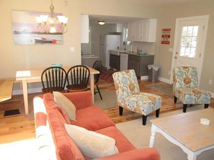 DennisPort Cape Cod vacation rental - Open Plan kitchen and SunRoom