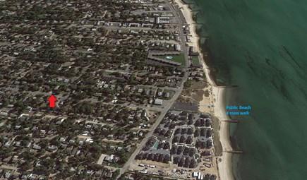 DennisPort Cape Cod vacation rental - Walk to Beach in 4 mins!