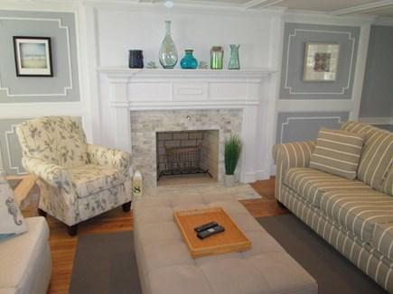 DennisPort Cape Cod vacation rental - Front to back living room
