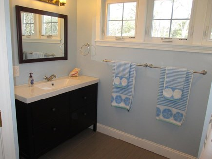 DennisPort Cape Cod vacation rental - New Bathroom