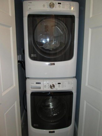 DennisPort Cape Cod vacation rental - 2nd floor laundry