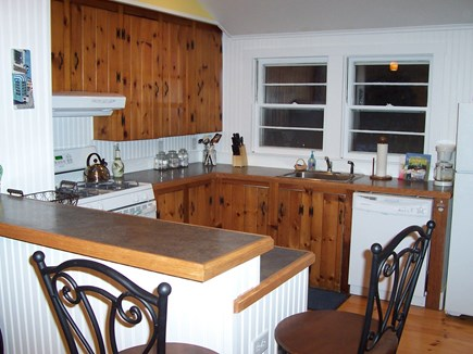 Eastham Cape Cod vacation rental - Fully stocked kitchen with dishwasher