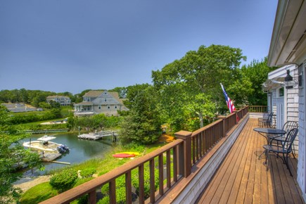 New Seabury, Mashpee New Seabury vacation rental - Upper sun deck