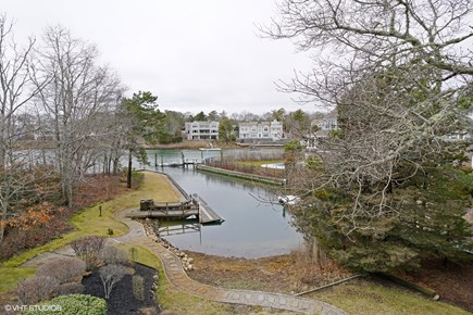 New Seabury, Mashpee New Seabury vacation rental - View to the water and the dock