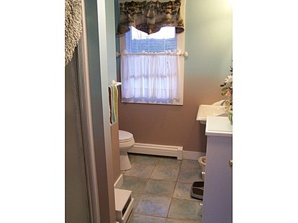 Truro Cape Cod vacation rental - First Floor Bathroom with Standup Shower