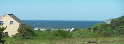 Truro Cape Cod vacation rental - First Floor Bay View