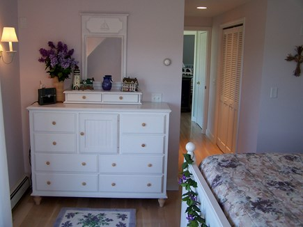 Truro Cape Cod vacation rental - 2nd Floor Bedroom with Queen Bed