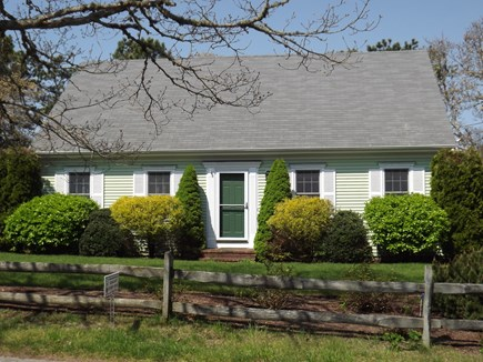 Chatham Cape Cod vacation rental - Front of house, nicely landscaped with beautiful yard