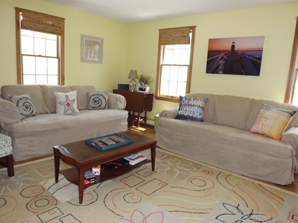 Chatham Cape Cod vacation rental - Open Living Room