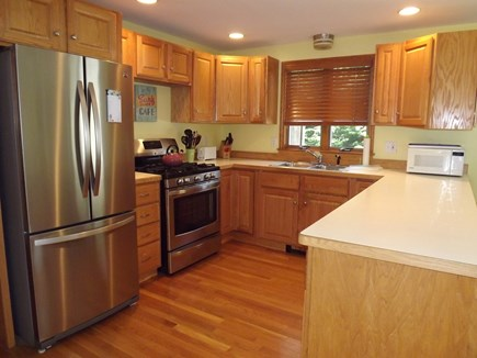 Chatham Cape Cod vacation rental - Kitchen with newly updated appliances