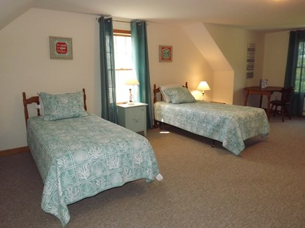 Chatham Cape Cod vacation rental - Two twin beds (second floor)