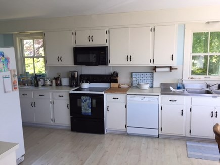 Cotuit Cotuit vacation rental - Kitchen with water view