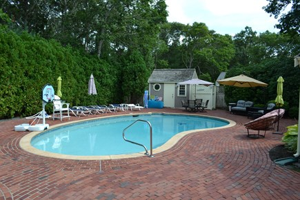 New Seabury, Mashpee New Seabury vacation rental - Heated pool