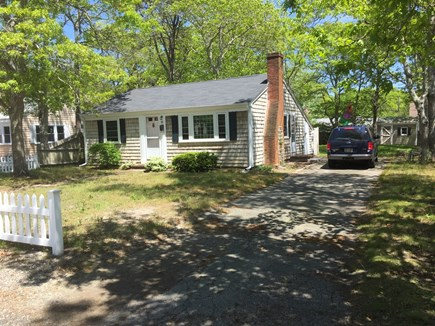 South Yarmouth Cape Cod vacation rental - Front of house from street