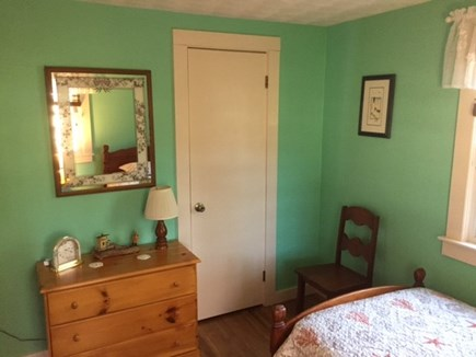 South Yarmouth Cape Cod vacation rental - Back Bedroom