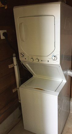 South Yarmouth Cape Cod vacation rental - New Washer and Dryer in Utility room