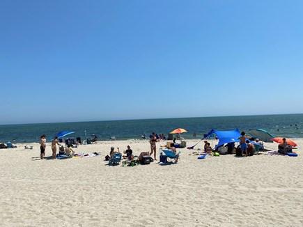 South Yarmouth Cape Cod vacation rental - Nantucket Sound Beach