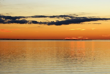Truro Cape Cod vacation rental - View of Sunset From Beach Stairs