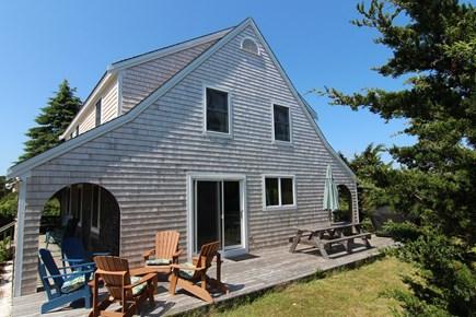 Truro Cape Cod vacation rental - Sunny Side Deck
