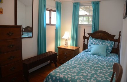 East Sandwich Cape Cod vacation rental - Small bedroom downstairs