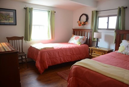 East Sandwich Cape Cod vacation rental - Other bedroom fownstairs