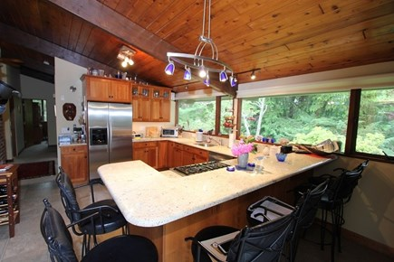Sandwich Cape Cod vacation rental - Updated Kitchen