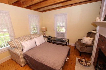 Sandwich Cape Cod vacation rental - Den w/ Pull-out