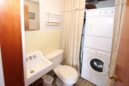 Sandwich Cape Cod vacation rental - 1/2 Bath w/ Laundry