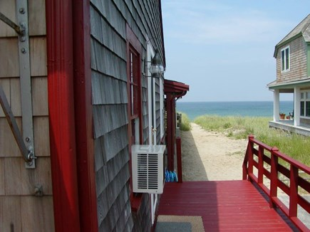 Sandwich Cape Cod vacation rental - View from Deck