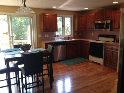 Falmouth Cape Cod vacation rental - Full Kitchen