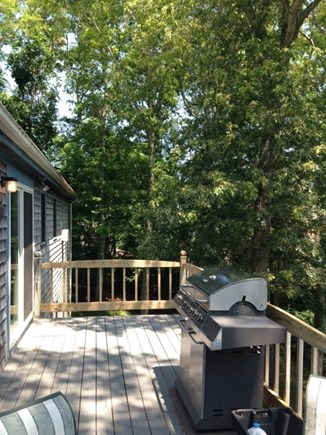 Falmouth Cape Cod vacation rental - Deck w/ Grill