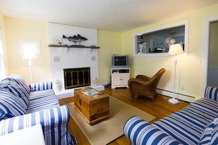Sandwich Cape Cod vacation rental - Living Room