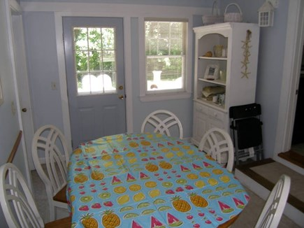 Sandwich Cape Cod vacation rental - Dining/Kitchen Table