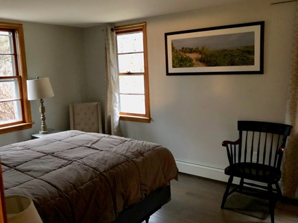 Eastham Cape Cod vacation rental - Upstairs master bedroom