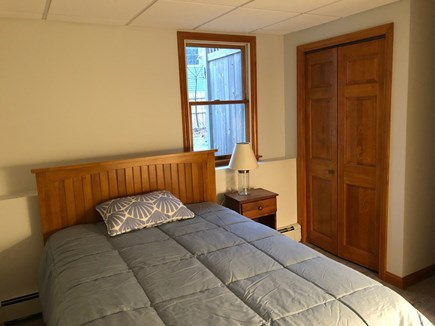 Eastham Cape Cod vacation rental - Downstairs double bed