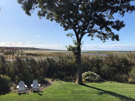 Orleans Cape Cod vacation rental - View of marsh and bay from first floor  living areas and three