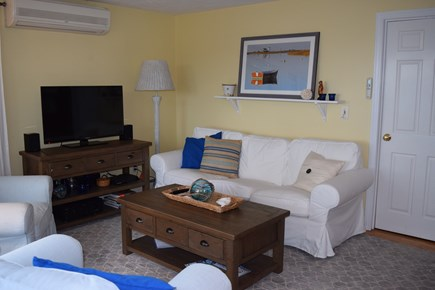 Orleans Cape Cod vacation rental - Bright living room open to eating area and kitchen